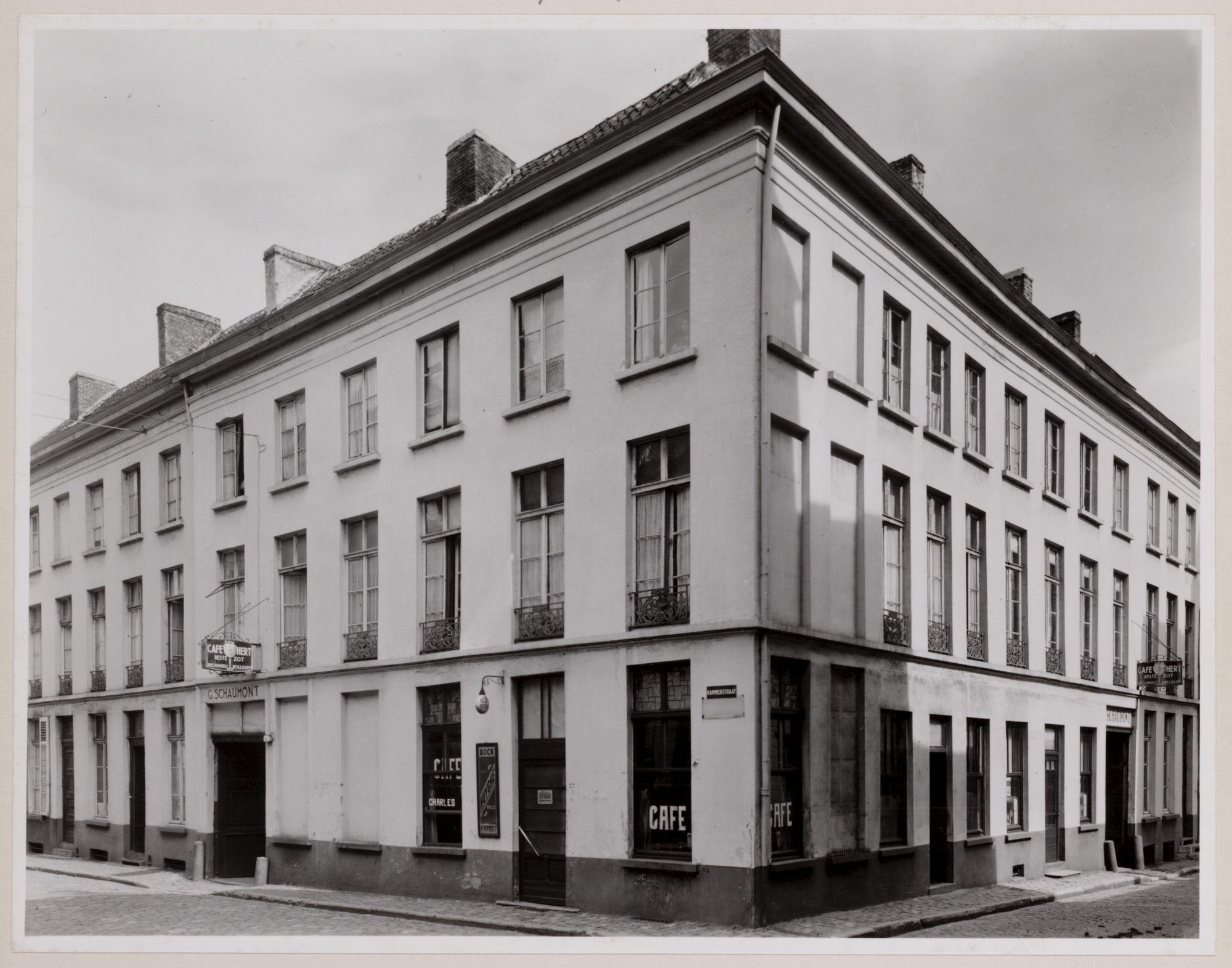 Gent: Kammerstraat- Koningstraat