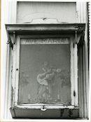 Gent: Keizer Leopoldstraat 12: Gevelkapel