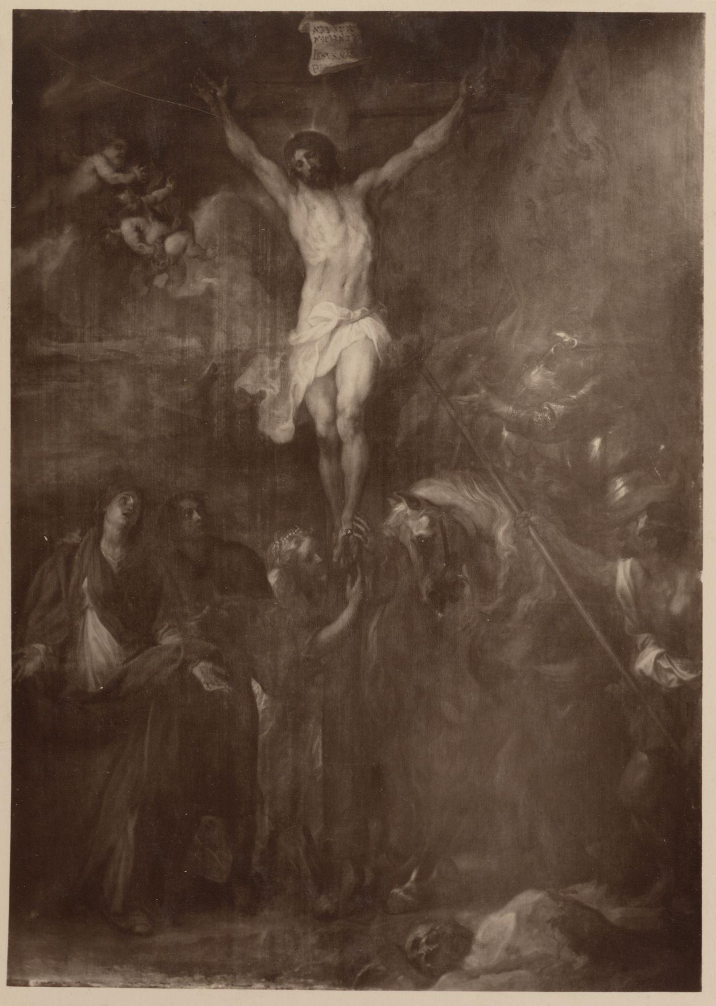Gent: Schilderij Sint-Michielskerk