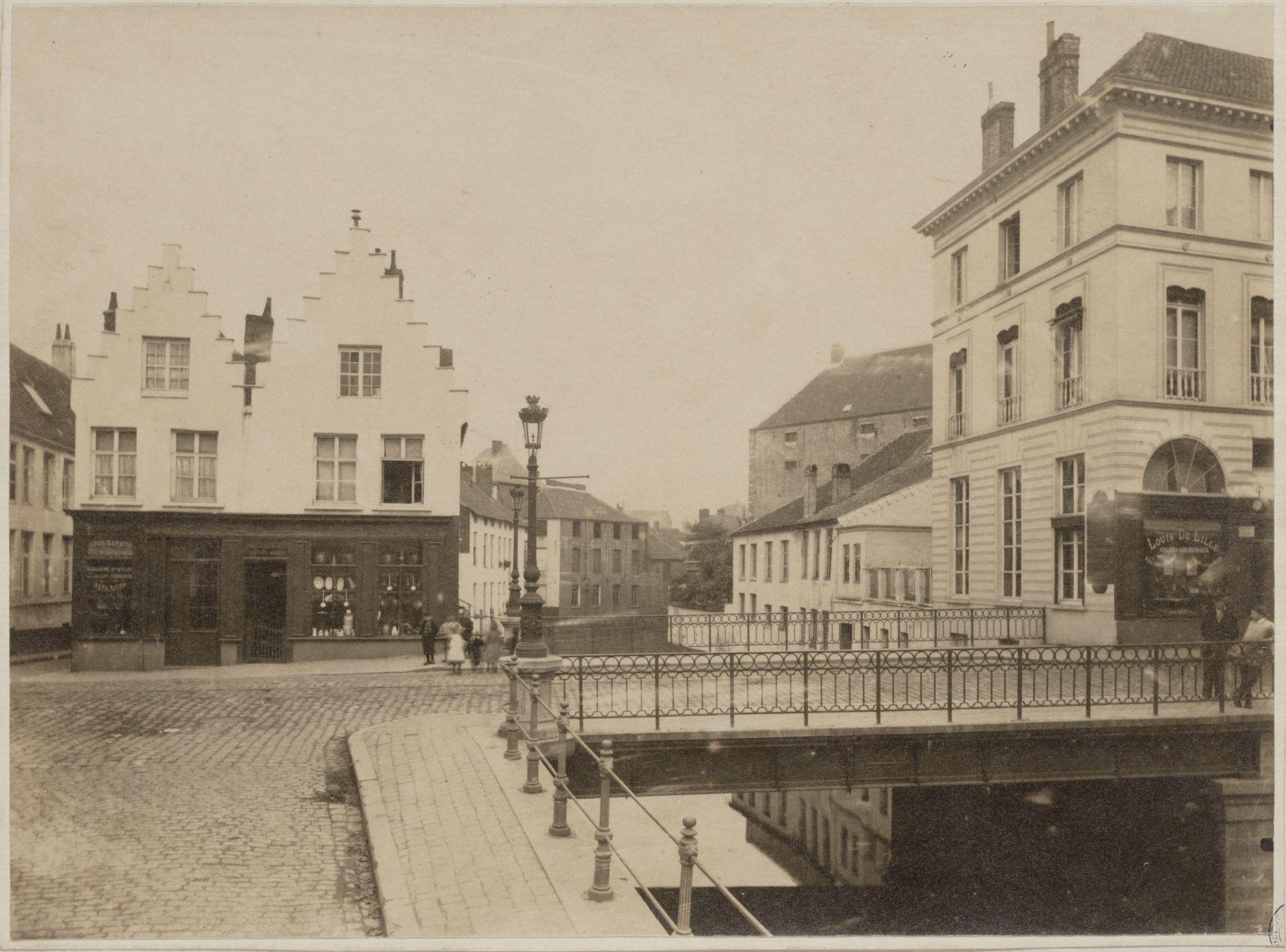 Gent: Torenbrug