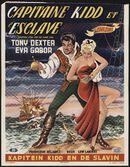 Captain Kidd and the Slave Girl   Capitaine Kidd et l'esclave   Kapitein Kidd en de slavin, [Century], Gent, [1955]