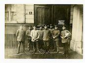Gent: Kouter (?): Etappen-Intendantur: Prüfungsstelle für Beitreibungen (beoordelingsinstantie van de invorderingen/terugvorderingen), 1915-1916