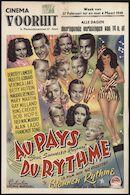 Star Spangled Rhythm   Au pays du rythme   Sterren rythme, Vooruit, Gent, 27 februari - 4 maart 1948