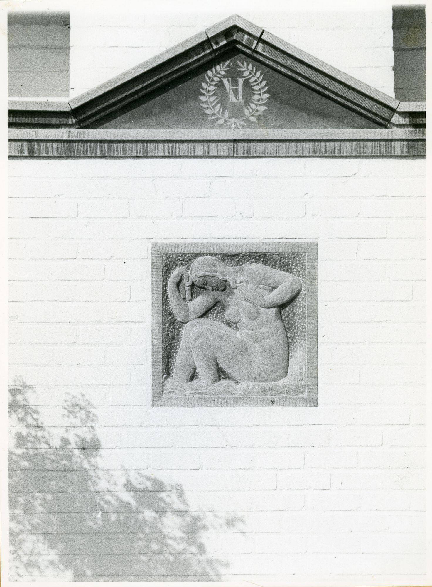 Drongen: Elshout 65: Gevelsteen, 1979