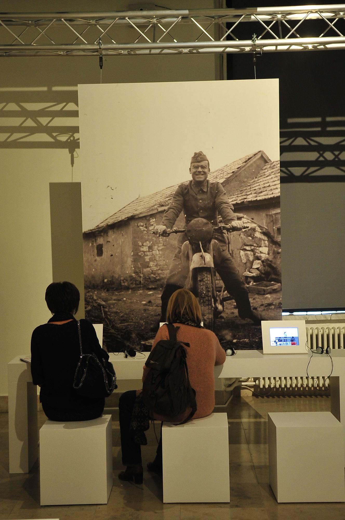 Onbekende beelden, sterke verhalen. Belgen in oorlog 18