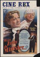 Mein Sohn der Herr Minister   Mijn zoon de minister, Ciné Rex, Gent, 5 - 11 december 1941