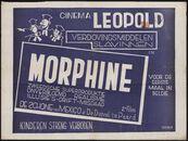 Morphine (fim 1), De schone van Mexico of De duivel te paard, (film 2), Cinema Leopold, Gent, juni 1950