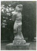Gentbrugge: Braemkasteelstraat: Standbeeld, 1979