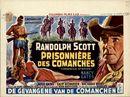 Prisonnière des Comanches | Comanche Station | De Gevangene van de Comanchen, Novy, Gent, 17 - 20 maart 1961