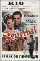 Kaiserball   Le bal de l'empereur   Keizerbal, Rio, Gent, 17 - 20 april 1959