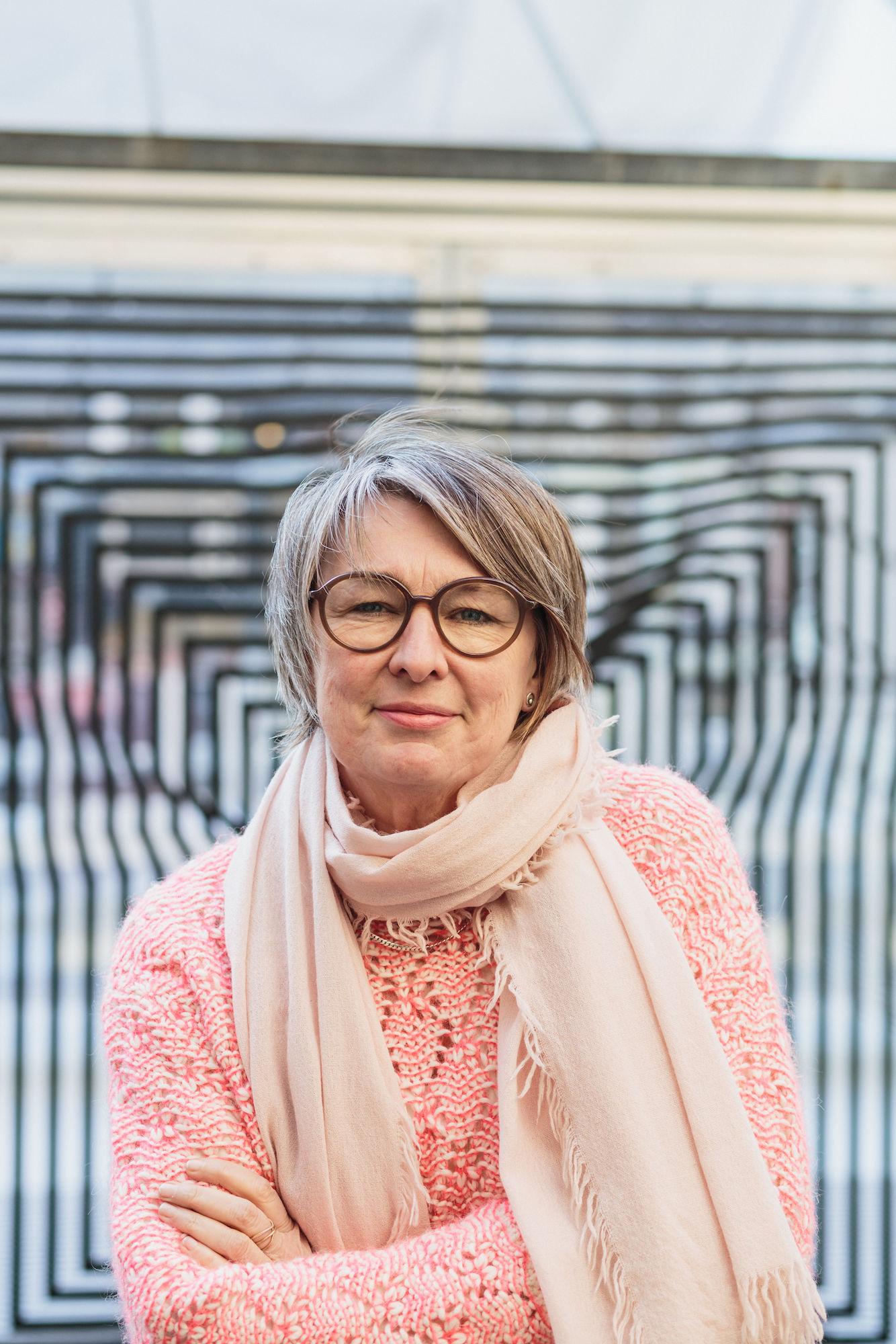 Portret Katrien Laporte