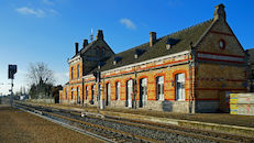 Station Wondelgem