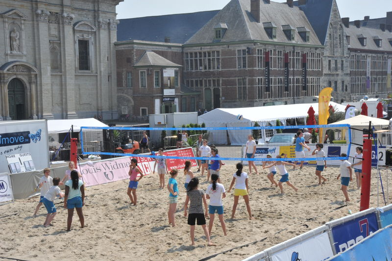 Belgian Beachvolley Championship 2012 - Gent 45