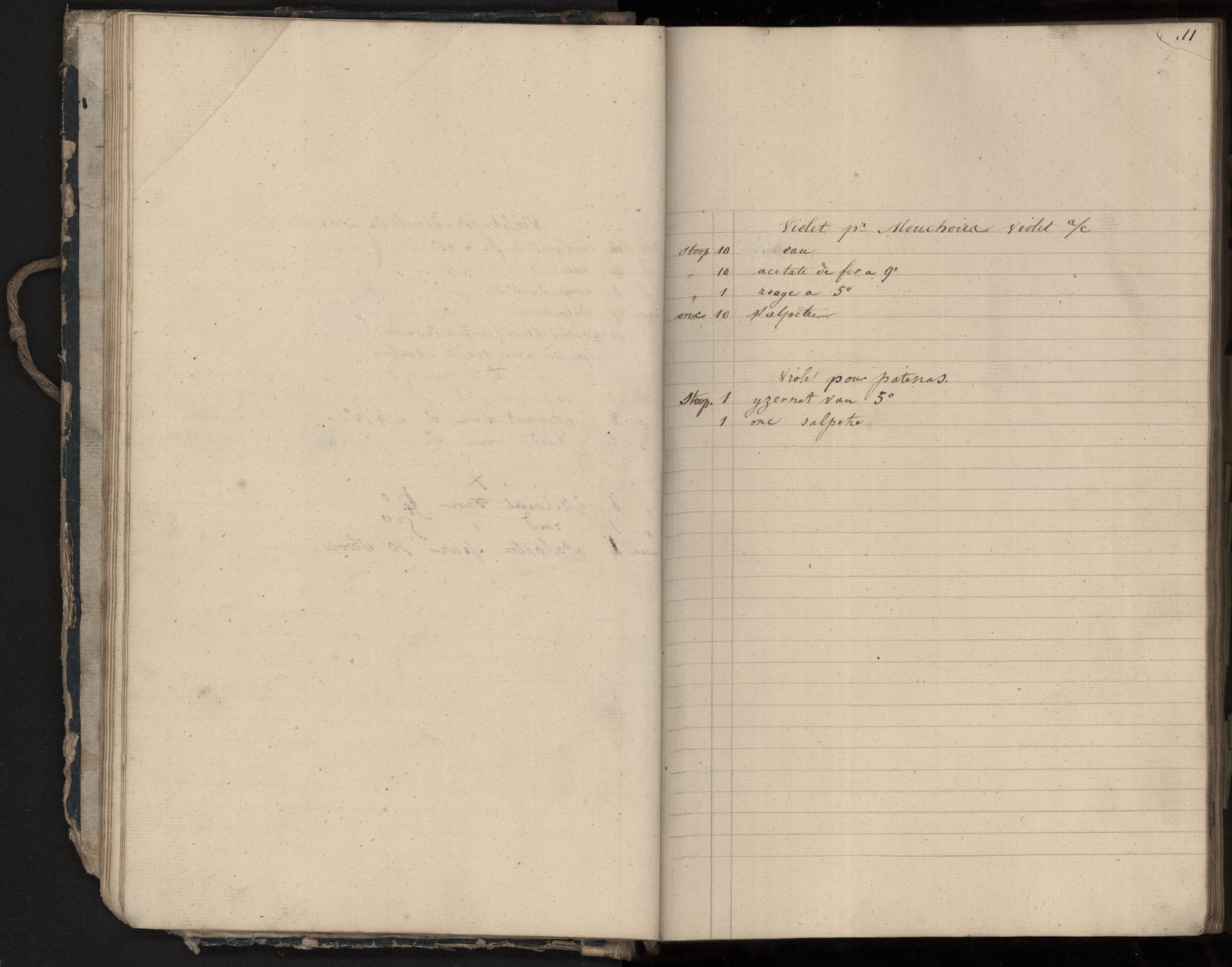 Fabricatieboek Voortman, nr. 447