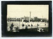 Gent: Koningin Maria Hendrikaplein: Station Gent-Sint-Pieters, 1915-1916