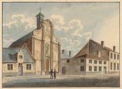 Gent: Sint-Annakapel in Lange Violettenstraat