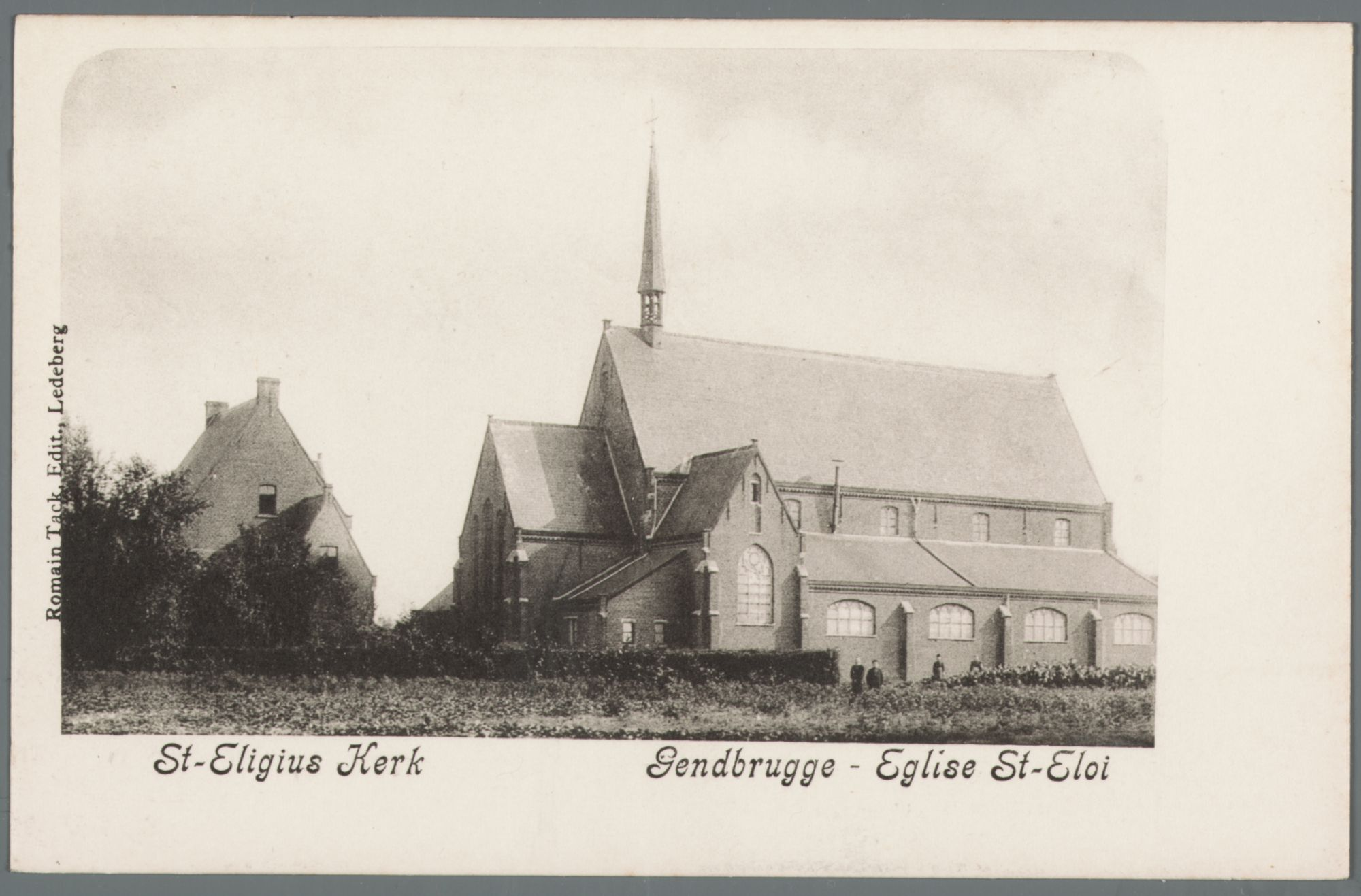 Gentbrugge: Sint-Eligiuskerk