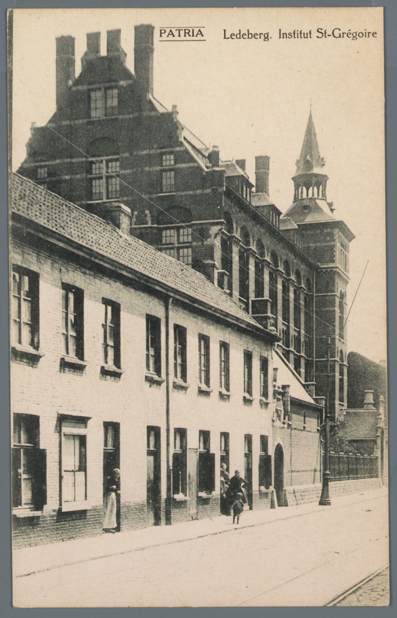 Ledeberg: Sint-Gregoriusinstituut (school)