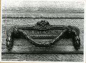 Gent: Grauwpoort 1: brievenbus, 1979
