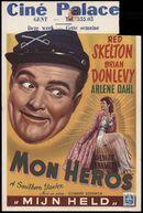 A Southern Yankee   Mon heros   Mijn held, Ciné Palace, Gent, oktober 1950