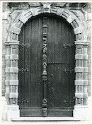 Wondelgem: Kerkdries: Poort, 1979