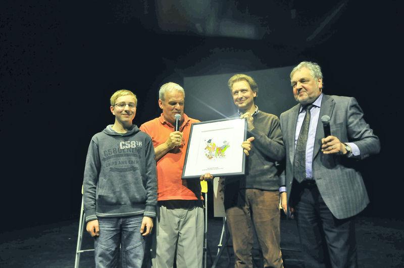 De Kleine Cervantes Jeugdliteratuurprijs - Kopergietery 08