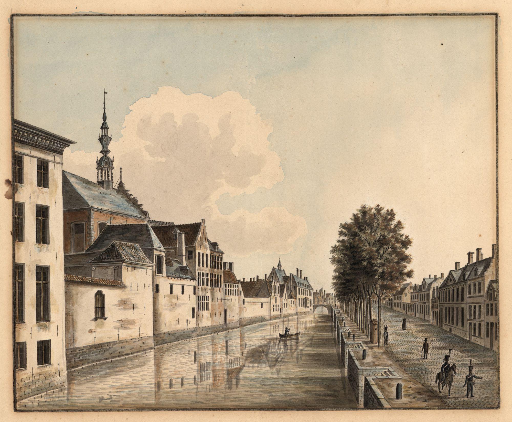 Gent: Alexianenklooster aan de Houtlei