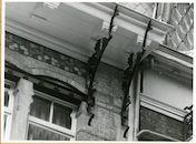 Gent: Fortlaan 5: stutten van dak, 1979