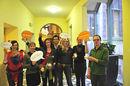 Gentse gemeenteraadsleden gaan op de foto voor Fairtrade 14