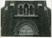 Gentbrugge: Gentbruggeplein: Gevelbeeld, 1979
