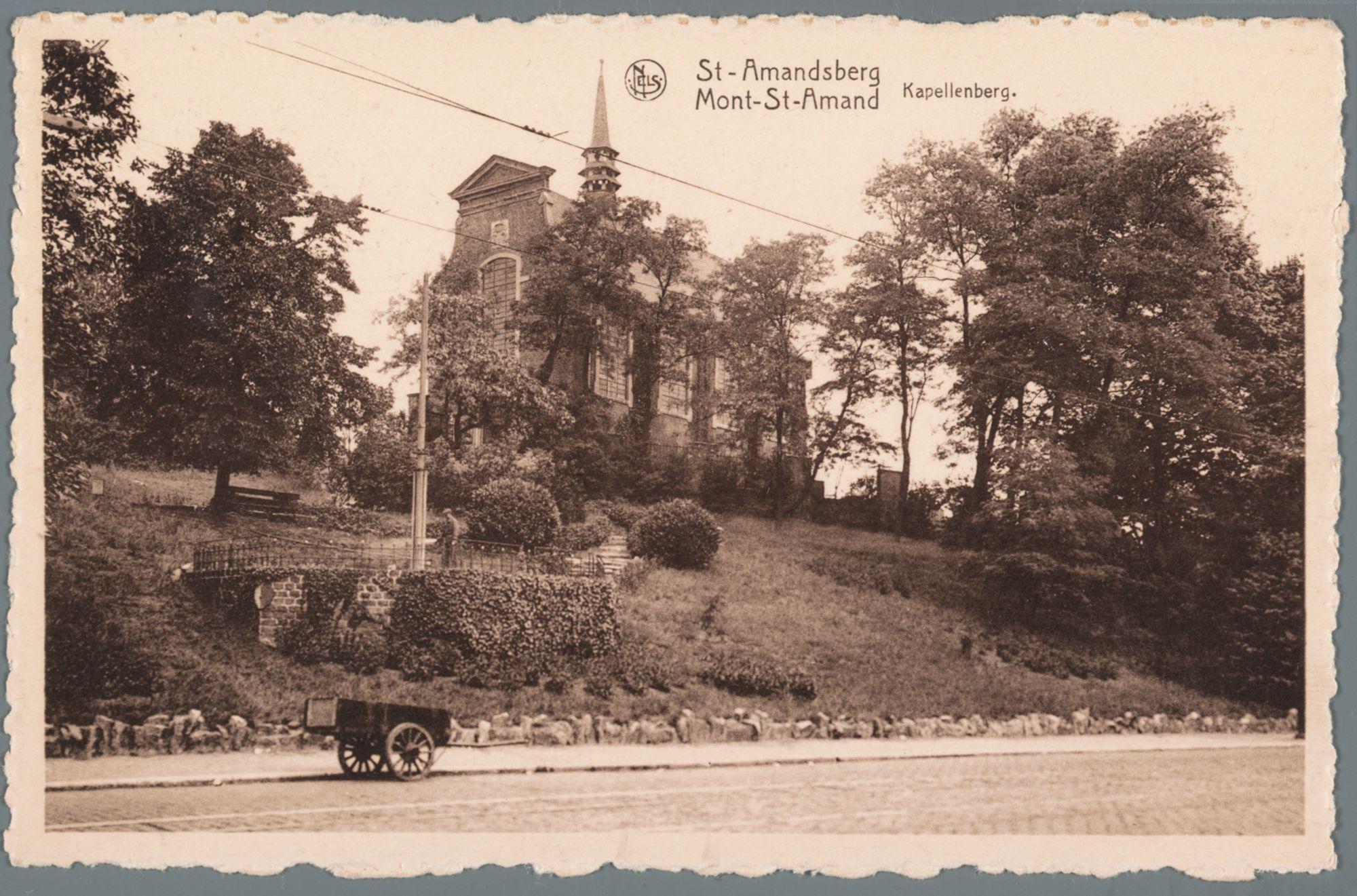 Sint-Amandsberg: Kapellenberg (nu Campo Santo)