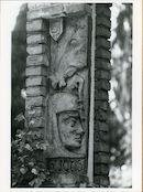 Wondelgem: Kerkdries 37: Beeldhouwwerk, 1980
