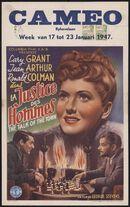 The Talk of the Town | La justice des hommes, Cameo, Gent, 17 - 23 januari 1947