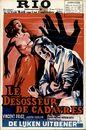 Le Desosseur de Cadavres | The Tingler | De Lijken Uitbener, Rio, Gent, 1 - 4 september 1961