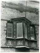 Gent: Onderstraat 10: Beeldhouwwerk, 1979