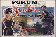 Fraulein, Forum, Gent, 13 - 17 maart