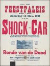 Shock-Car, Ronde van de Dood, Feestpaleis, Park - Gent, zaterdag 14 nov.1953