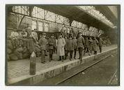 Gent: Zuidstation: Etappen-Hilfskompagnie (etappe-hulpcompagnie) 20, 1915-1916
