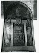 Gent: Zwarte zustersstraat: Gedenkplaat, 1980