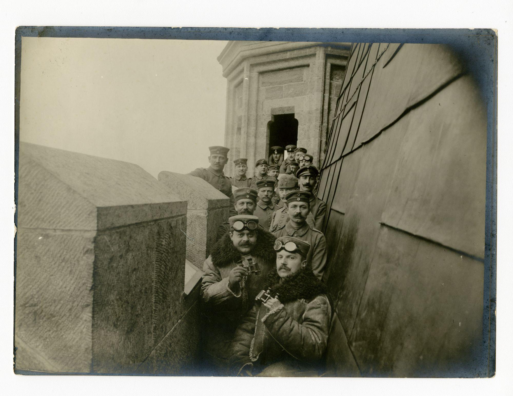 Kriegsalbum Gent 1916