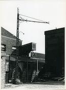 Gent: Terplaten: Lantaarnpaal, 1979