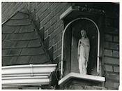 Oostakker: Groenstraat 170: Gevelbeeld, 1980