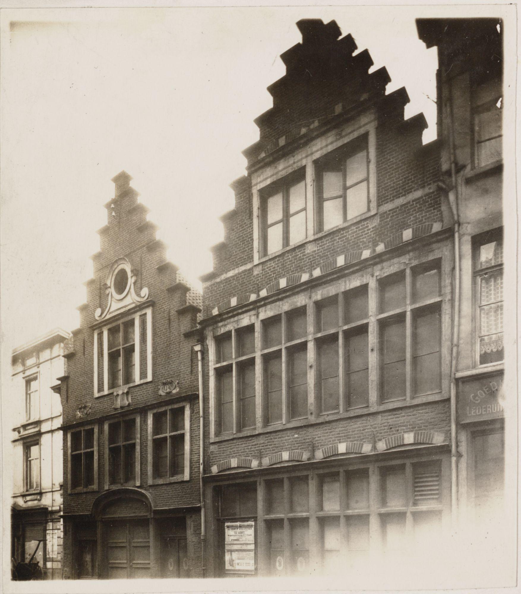 Gent: Burgstraat