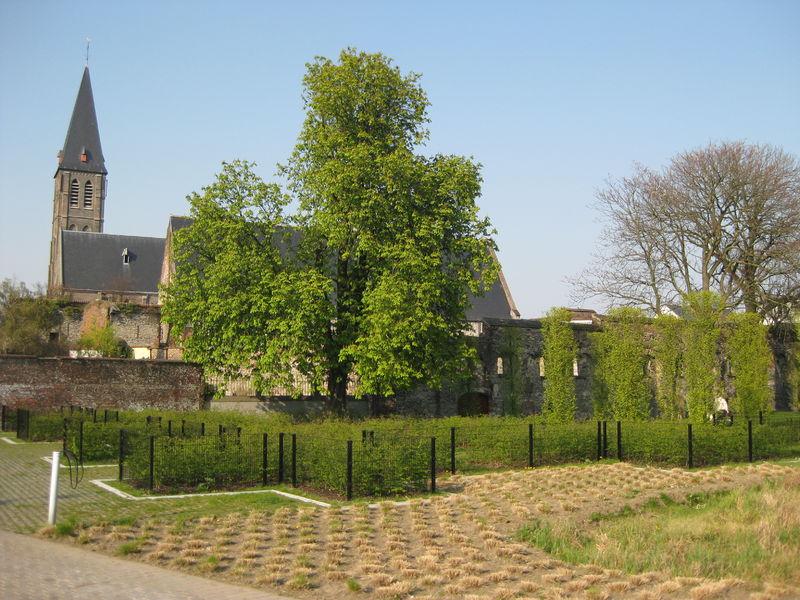 086 Park bij de Sint-Baafsabdij (5).JPG