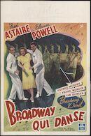 Broadway qui danse   Broadway danst, Majestic, Gent, februari 1947