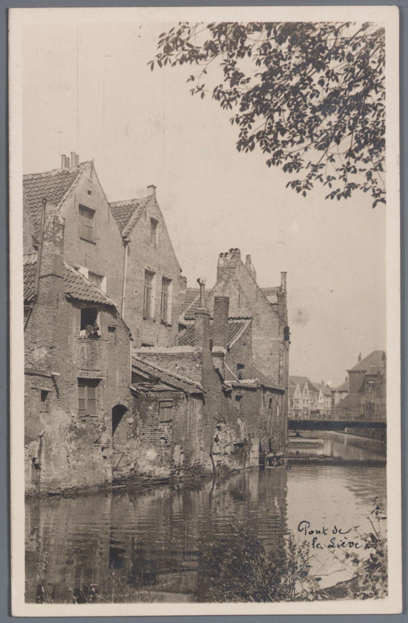 Gent: Lievebrug