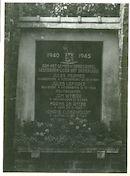 Gentbrugge: Braemkasteelstraat: Gedenkteken, 1979