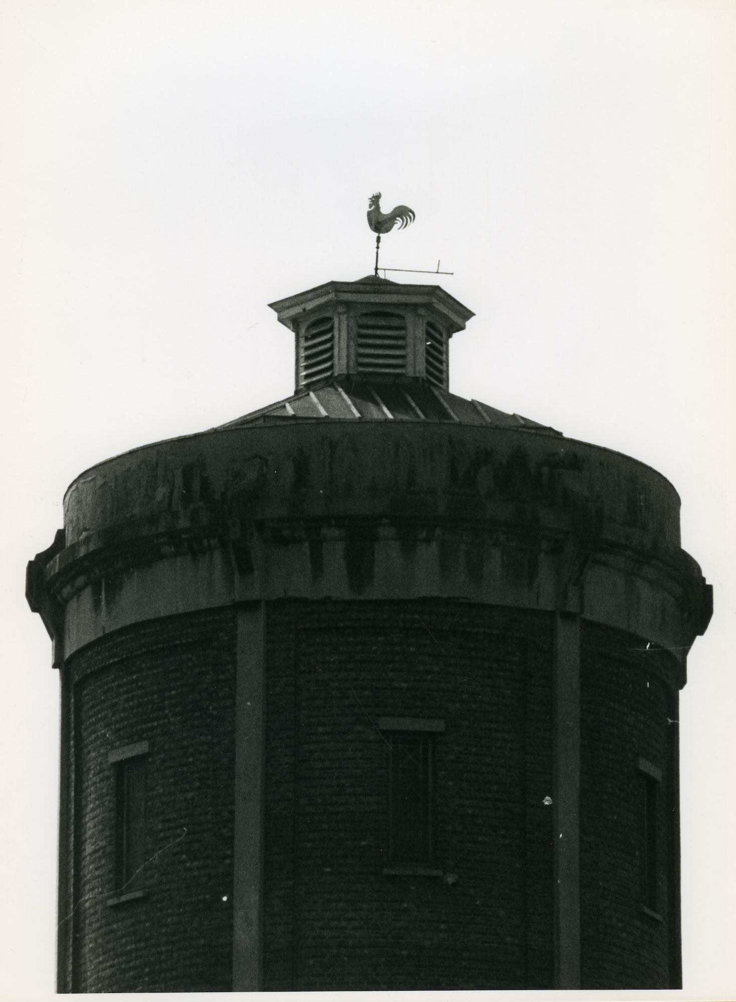 Oostakker: Gasthuisstraat: Toren, 1979