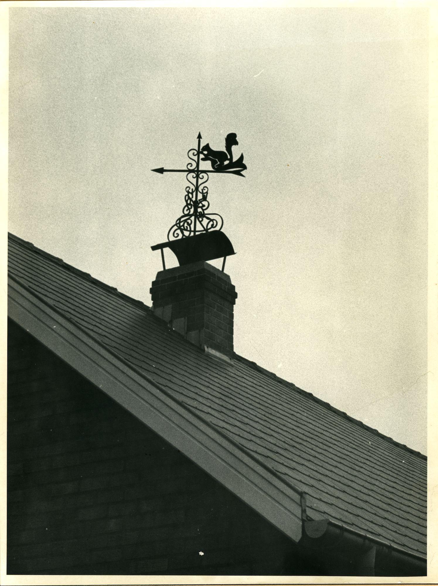 Oostakker: Holstraat 8: Windwijzer, 1979