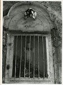 Gent: Bonte Leeuwstraat: niskapel: Onze-Lieve-Vrouw Victora van Parijs, 1979